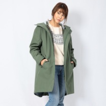 Schoffel (ショッフェル)2IN1 MODS COAT / OLIVE GREEN(Unisex)
