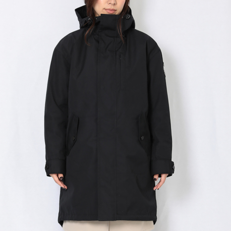 Schoffel (ショッフェル)2IN1 MODS COAT / BLACK(Unisex)