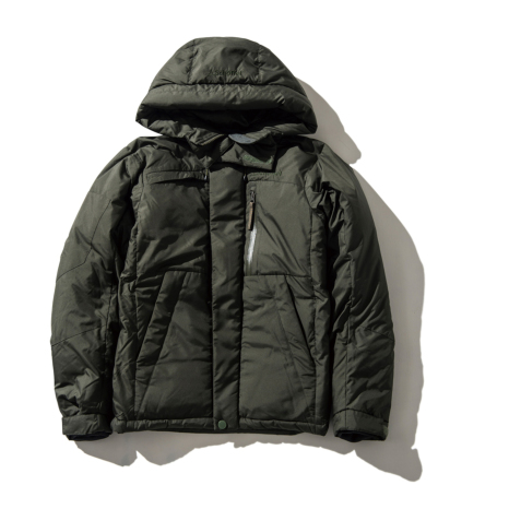 Schoffel (ショッフェル)DOWN JACKET / KHAKI(Unisex)