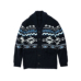 Schoffel (ショッフェル)KNIT CARDIGAN / NAVY(Unisex)