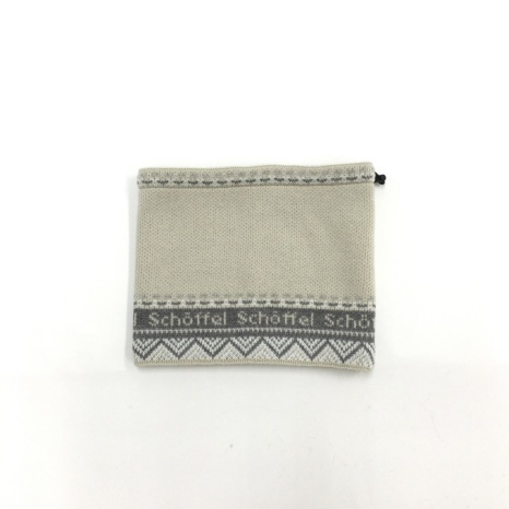 Schoffel (ショッフェル)NECK WARMER / BEIGE(Unisex)