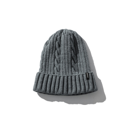 Schoffel (ショッフェル)KNIT CAP / GRAY(Unisex)
