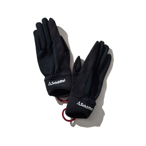 Schoffel (ショッフェル)OUTDOOR GLOVE / BLACK(Unisex)