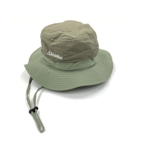 Schoffel (ショッフェル) BI-COLOR HAT II / GREEN(Unisex)