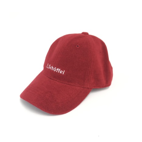 Schoffel (ショッフェル) PILE CAP / RED(Unisex)