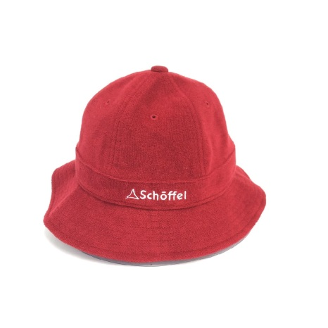 Schoffel (ショッフェル) PILE HAT / RED(Unisex)