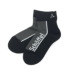 Schoffel (ショッフェル)LOGO SOCKS (SHORT) / BLACK