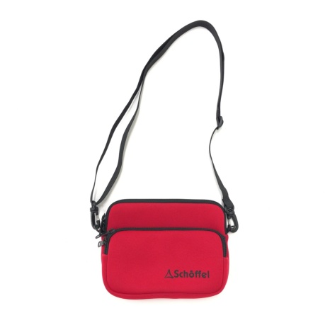 Schoffel (ショッフェル)SHOULDERPOUCH / RED