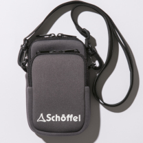Schoffel (ショッフェル)MINI SHOULDERPOUCH / DARK GREY