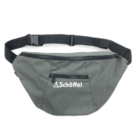 Schoffel (ショッフェル)LOGO SHOULDER BAG GREY(Unisex)