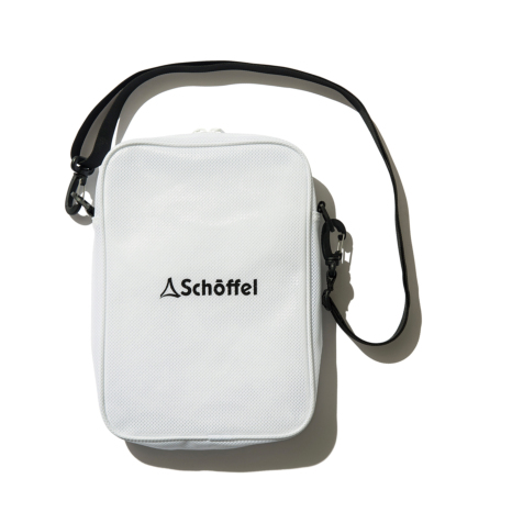Schoffel (ショッフェル)SHOULDER POUCH M / WHITE(Unisex)