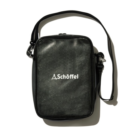 Schoffel (ショッフェル)SHOULDER POUCH M / BLACK(Unisex)