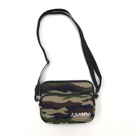 Schoffel (ショッフェル)SHOULDER POUCH / CAMOUFLAGE(Unisex)