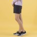 Janestyle(ジェーンスタイル)ベーシッククロスハーフパンツ ブラック