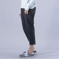 Janestyle(ジェーンスタイル)ミセスクロスカプリパンツ ブラック