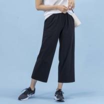 Janestyle(ジェーンスタイル)クールワイドパンツ チャコール