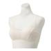 Janestyle(ジェーンスタイル)グラマラスカラードフィットブラ ホワイト 白