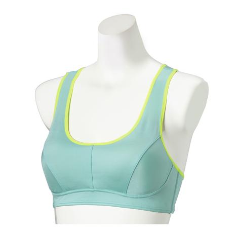 Janestyle(ジェーンスタイル)カラードフィットブラ エメラルドグリーン×Fイエロー グリーン ブルー エメラルド