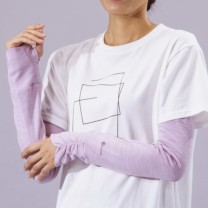 Janestyle(ジェーンスタイル)UVクールアームカバー ピンクモク
