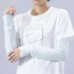 Janestyle(ジェーンスタイル)UVクールアームカバー グレーモク