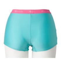 Janestyle(ジェーンスタイル)カラードコンビショーツ コバルトグリーン ブルー