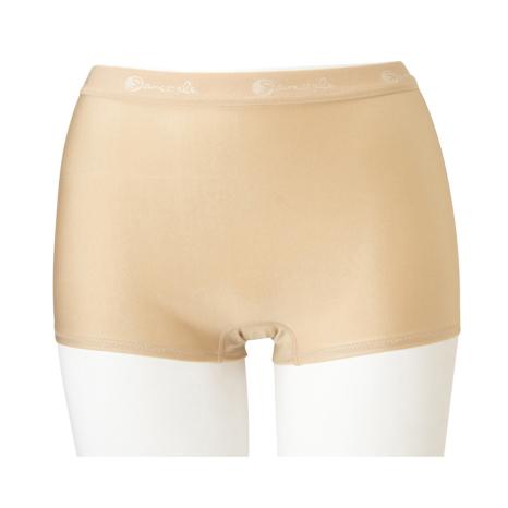 Janestyle(ジェーンスタイル)グラマラスカラードコンビショーツ ホワイト 白