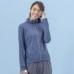 Janestyle(ジェーンスタイル)UVクールフルジップジャケット ペールグリーンモク