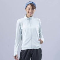 Janestyle(ジェーンスタイル)UVクールフルジップジャケット ネイビーモク