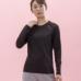 Janestyle(ジェーンスタイル)クルーネックシャツ ブラック