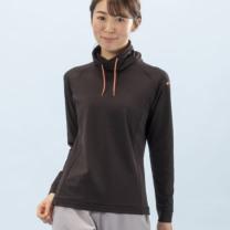 Janestyle(ジェーンスタイル)ハイネックシャツ ブラック