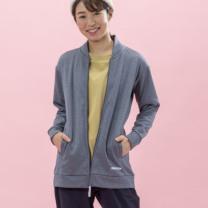 Janestyle(ジェーンスタイル)フルジップジャケット ネイビーモク