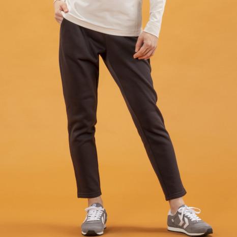 Janestyle(ジェーンスタイル)ニットリラックススリムパンツ ブラック