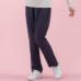 Janestyle(ジェーンスタイル)ストレッチストレートパンツ ネイビー