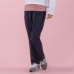 Janestyle(ジェーンスタイル)ストレッチストレートパンツ ブラック