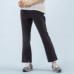Janestyle(ジェーンスタイル)ストレッチ起毛ストレートパンツ ネイビー