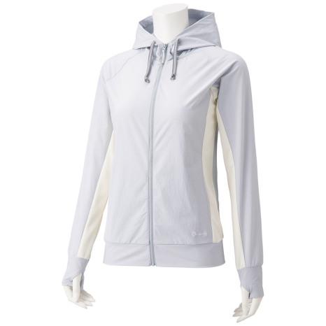 Janestyle(ジェーンスタイル)クールクロスジャケット アイスグレー