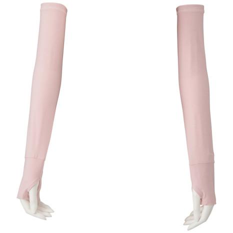 Janestyle(ジェーンスタイル)UV COOLアームカバー ピンク杢