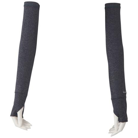 Janestyle(ジェーンスタイル)UV COOLアームカバー サックス杢