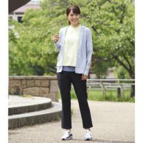 Janestyle(ジェーンスタイル)UV COOLパーカー ピンク杢