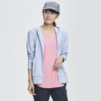Janestyle(ジェーンスタイル)UV COOLパーカー サックス杢
