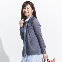 Janestyle(ジェーンスタイル)UV COOLジャケット グレー杢