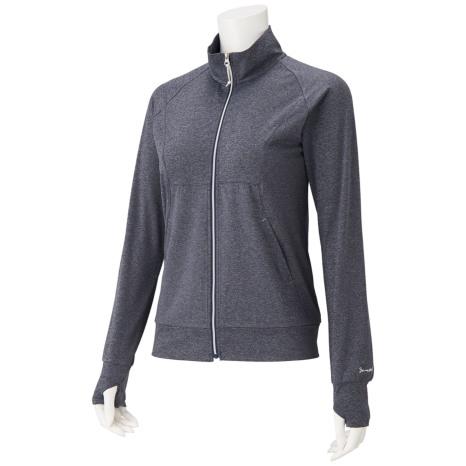Janestyle(ジェーンスタイル)UV COOLジャケット ネイビー杢