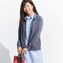 Janestyle(ジェーンスタイル)UV COOLジャケット サックス杢