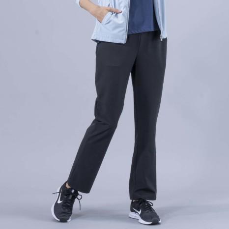 Janestyle(ジェーンスタイル)ミセスクロスロングパンツ ブラック