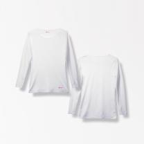 Janestyle(ジェーンスタイル)コンプレッションクルーネックシャツ ホワイト 白
