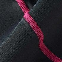 Janestyle(ジェーンスタイル)アクティブレギンス10分丈 ブラック×ブラック