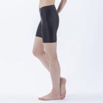 Janestyle(ジェーンスタイル)マルチレイヤードスパッツ3分丈 ブラック
