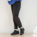 Janestyle(ジェーンスタイル)レインテーパードパンツ ブラック