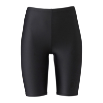 Janestyle(ジェーンスタイル)マルチレイヤードスパッツ5分丈 ブラック 黒