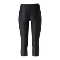 Janestyle(ジェーンスタイル)マルチレイヤードスパッツ7分丈 ブラック 黒